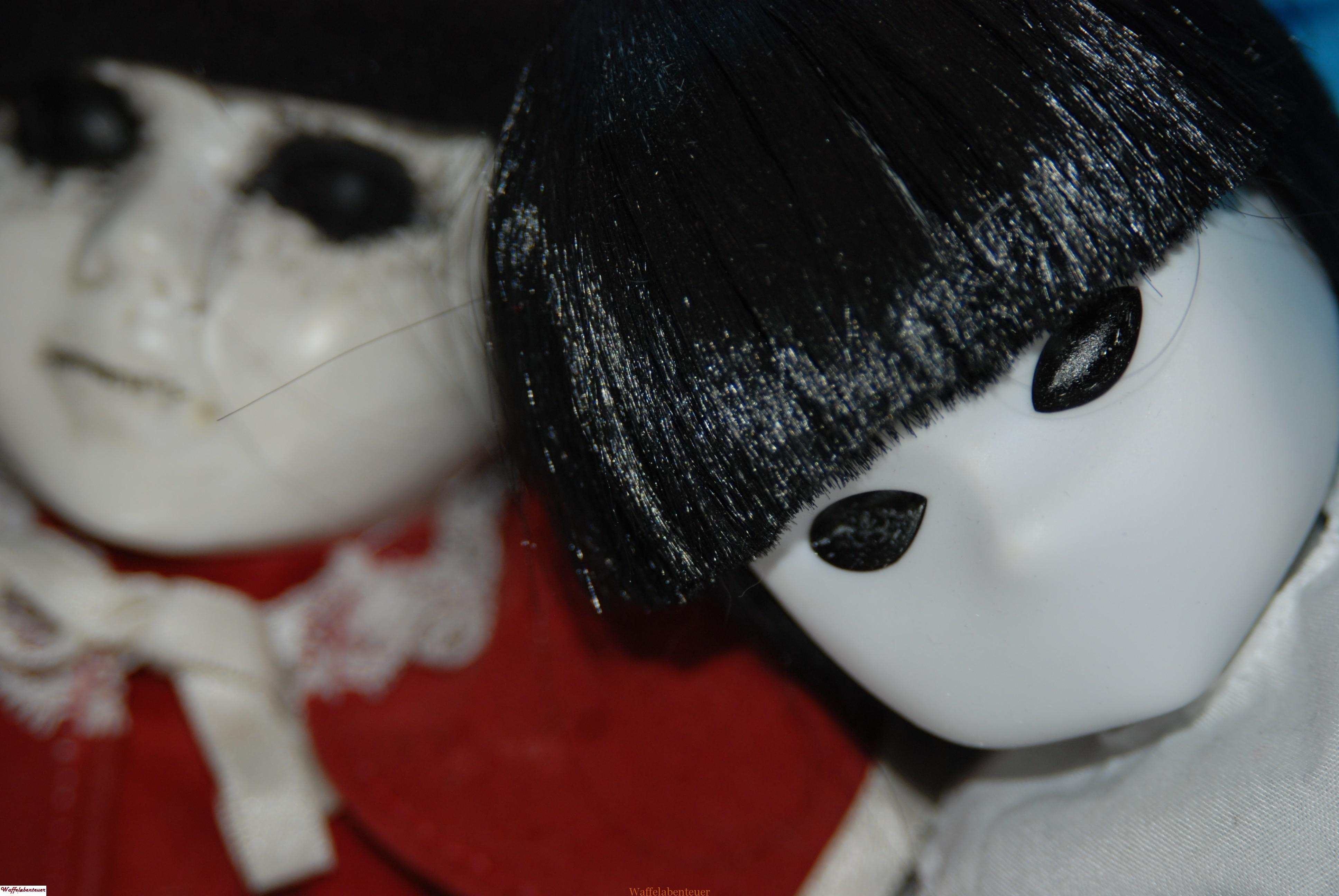 Meine Puppen werden zum Star