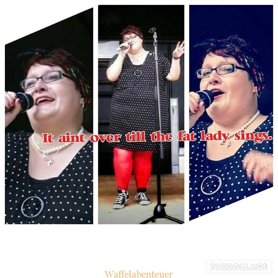 Höhenflug? Wahnsinn? – I only want to sing