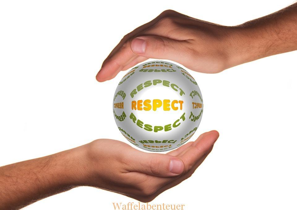Akzeptanz, Toleranz, Respekt – wenn das Mitgefühl verreckt