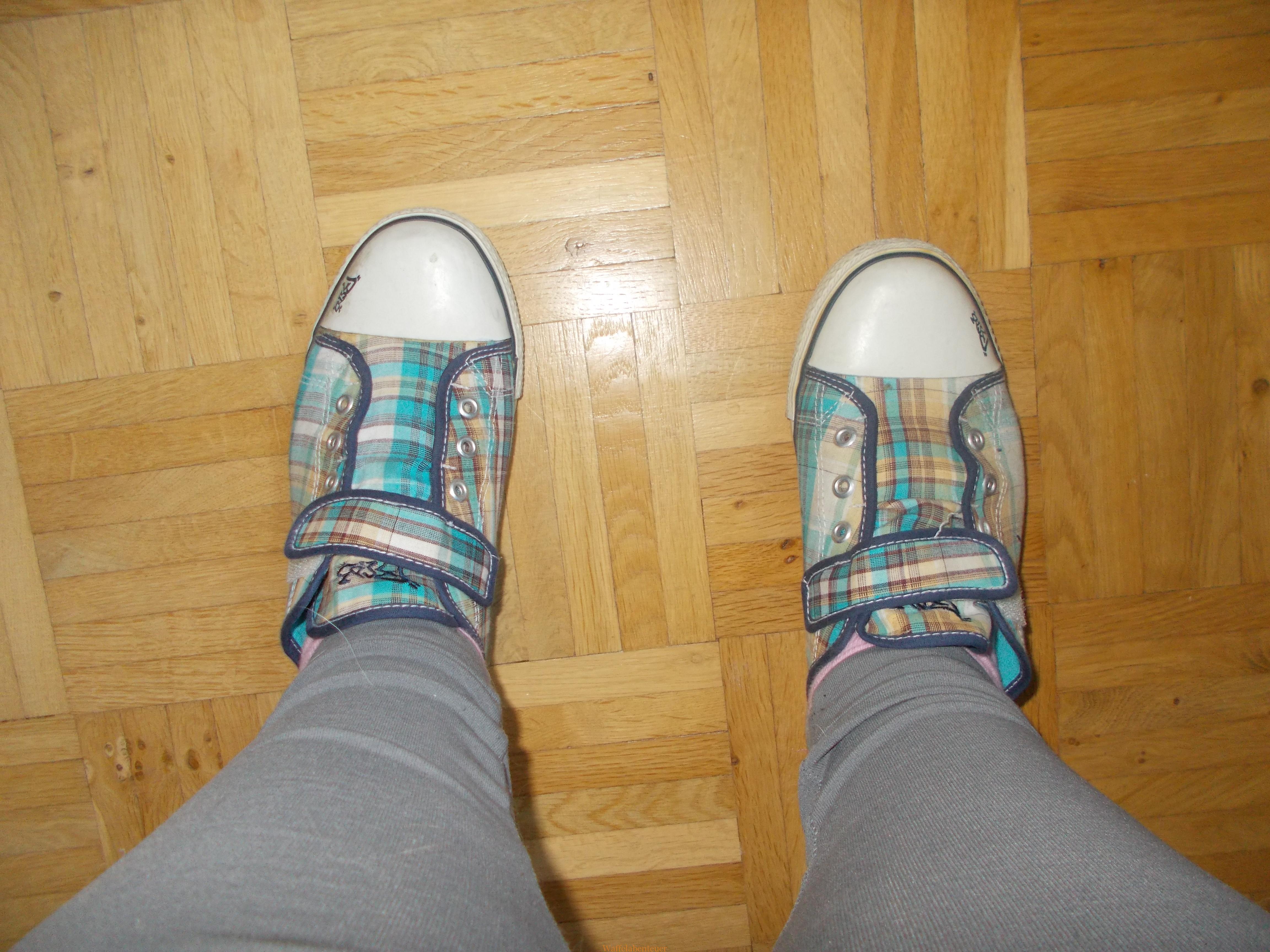 In den Schuhen meiner Mutter