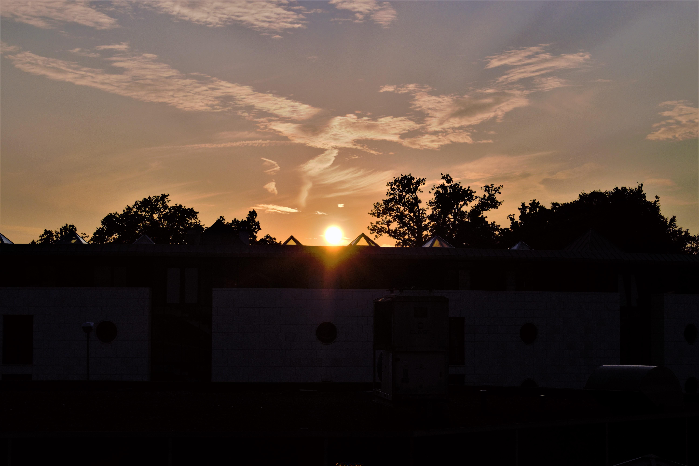 Einen Sonnenuntergang fotografieren