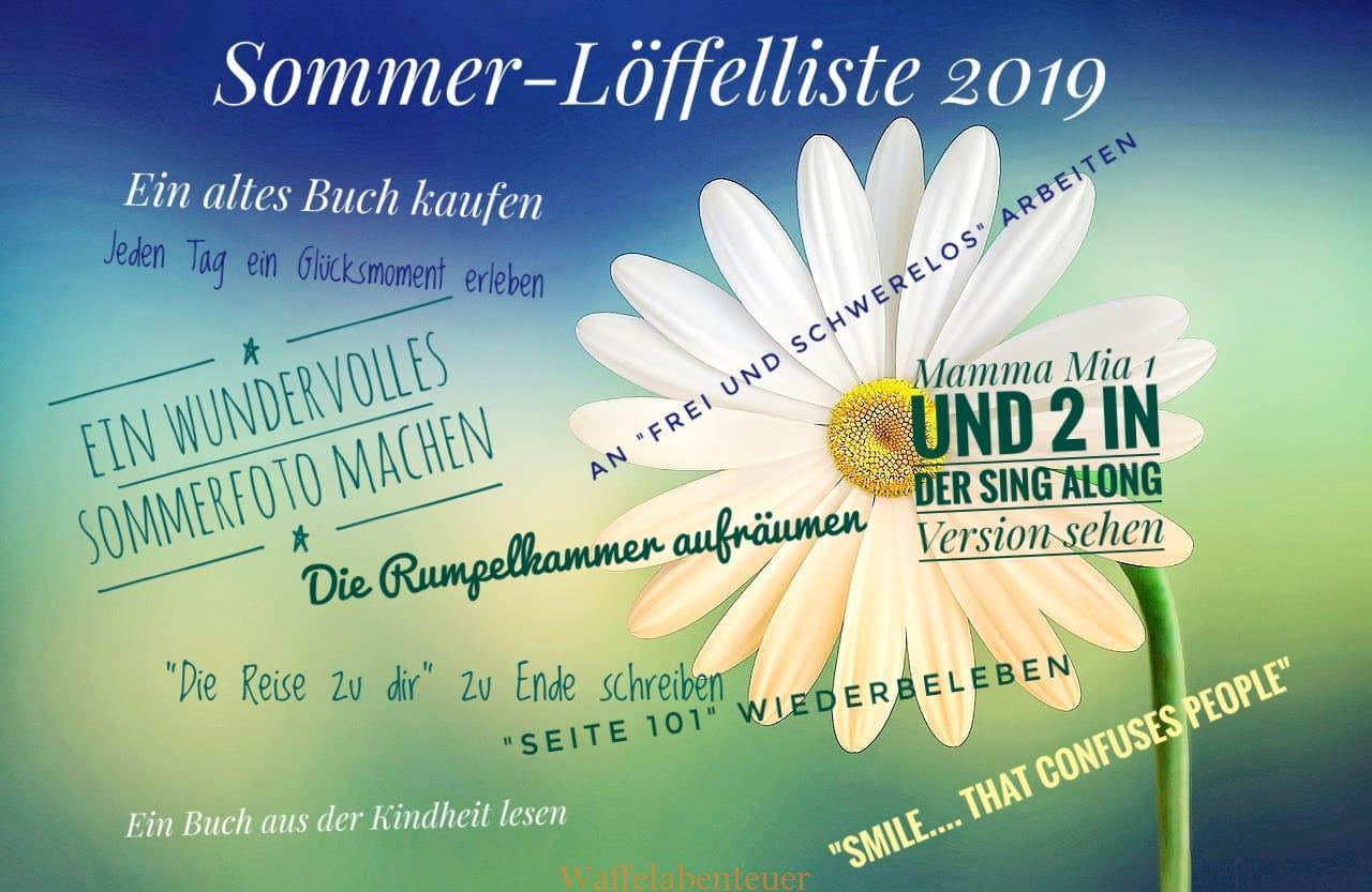 Die Löffel-Liste 2019